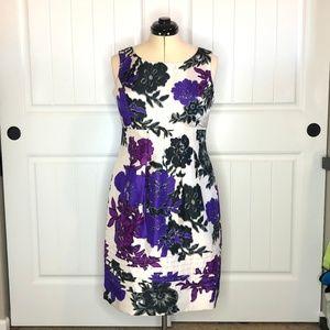 Elisa J New York (Nordstrom) Floral Dress Size 12